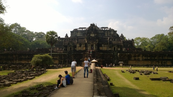 Baphuon Temple at Angkor Thom