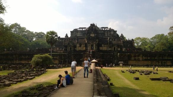 Baphuon Temple at Angkor Thom